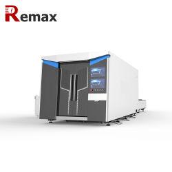 ماكينة قطع معدنية ليفية تعمل بالليزر من أجل ألياف عالية الطاقة بقوة 4000 واط فولاذ مقاوم للصدأ مقاس 2,5 مم 12 مم مقاوم لليزر، يمكن البيع معه ريكوس IPG
