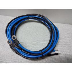 Energie Gleichstrom-Netzkabel des DC-48V Netzanschlusskabel-H07z-K 450/750V für Huawei Kern-Schalter 1, 2, 3, 5m