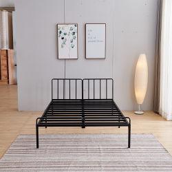 Commerce de gros de grande qualité simple assemblage de base de lit pour la vente