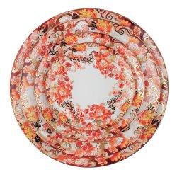 L'os de la Chine Housewares plaque en céramique vaisselle en porcelaine Vaisselle dîner paramètre