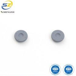 13mm Gray Chlorobutl Pharmaceutical Laminated Serum Rubber Stopper