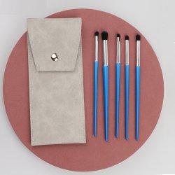 Fatto in strumenti professionali di bellezza di vendita calda della Cina comporre per arrossire insieme di spazzola stabilito di trucco dell'estetica della spazzola del fondamento dell'ombretto