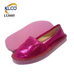 أحذية Mules عادية جيدة التهوية ذات الألوان الصلبة الخاصة بالبنت Espadrilles Lofer