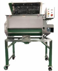 خلاط خلاط مع أداة مزج مسحوق جاف أفقية عالية الكفاءة مع قاعدة من المواد الغذائية الماكينة