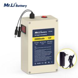 Аккумулятор 12В постоянного тока-1220A Аккумуляторная батарея используется для ароматерапии машины дом электрический заряд, сделанные в Китае