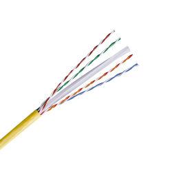 CAT6 PE SFTP van FTP STP van UTP 4p Verdraaide LAN van het Jasje Openlucht Communicatie van het Koord van het Flard van de Kabel van het Netwerk van de Kabel Waterdichte Kabel