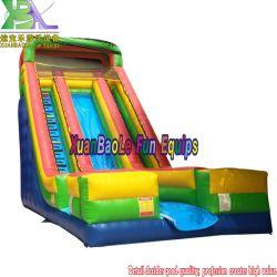 لعبة تحريك جاف وملونة قابلة للنفخ للأطفال في الهواء الطلق من PVC