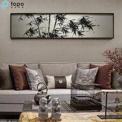 中国のタケホテル(MR-YB6-2035)のためのライニングによってはめ込まれるガラス絵画
