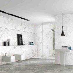 ホーム装飾(300X900mm)のための新しいデザイン3Dカラーラ白い陶磁器の壁のタイル