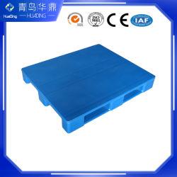 Commerce de gros Rackable 1200*1000*150 PEHD fermé palette plastique de plate-forme pour l'alimentation