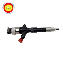 Auto auto di alta qualità 2kd parti motore iniettore diesel 23670-30050 Per Hiace