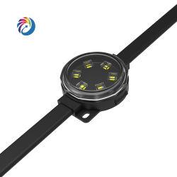 Под руководством нового дизайна Jd 50мм 24V IP68 водонепроницаемый полного цветового пикселя лампа точечного источника для создания набросков украшения