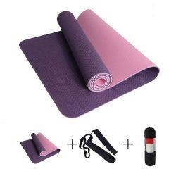 Yugland Amiga do Ambiente ou material de TPE PVC Tapete de Yoga Espuma Opções Multi-Color 183*68cm Size
