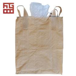 L'agriculture/industrie/aliments/plastique/FIBC/Jumbo/tonne/Big/Bulk/PP avec sac de taille diverse couleur personnalisée