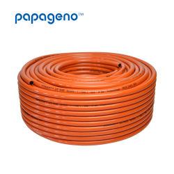 6.3 mm 8.0 mm 10 mm 天然ガスホースパイプ / PVC LPG ホース En16436 は REACH RoHS PAH に準拠しています