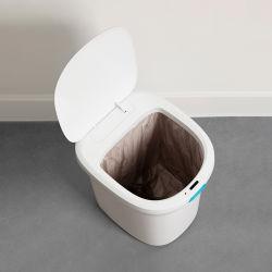 Boomjoy Home and Office Plastic Inductie Elektrische vuilnisbak CAN Smart-afvalbakken/Smart sensor-prullenbak