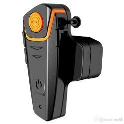 1000m 기관자전차 헬멧 Bluetooth 헤드폰 내부통신기