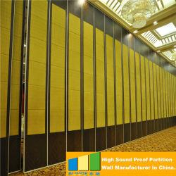 Mampara de Oficina de la partición plegables Mampara plegable puertas Puertas de paso