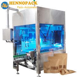 تخصيص مقبول نظام التغليف الآلي ببوطرات البطاطا حقيبة بكيس ماكينة تعبئة المعبئ