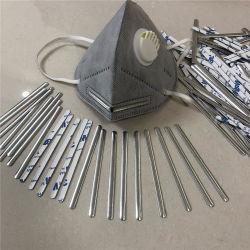 3mm de Beschikbare N95 en van het Masker Chirurgische Draad van de Neus van het Masker van het Gezicht voor de Medische Vervaardiging van China van Producten