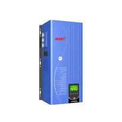 Гибридный инвертор солнечной энергии 6000W Чистая синусоида инвертор с зарядным устройством Split фаза инвертора