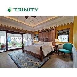 Complejo Rural La habitación del hotel mobiliario de madera para dormitorio de 5 Estrellas