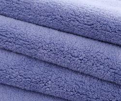 80% Polyester 20% Polyamid Mikrofaser Korallen Fleece Stoff Reinigung Frbric in Rollen