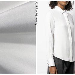 100% seda Habotai tejido tejido de prendas de vestir