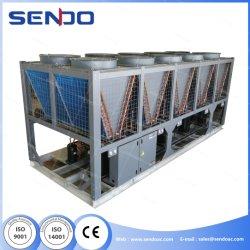 مضخة التسخين المبردة من الهواء إلى الهواء الخاصة بمكيف الهواء مع ضواغط التمرير من الكوبلاند R410A واسترداد الحرارة جزئيًا