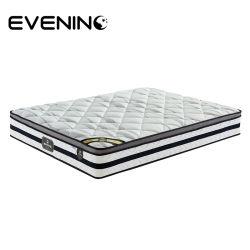 クイーンサイズの卸売のためのベッドの寝具の泡のポケットばねの整形外科のマットレス