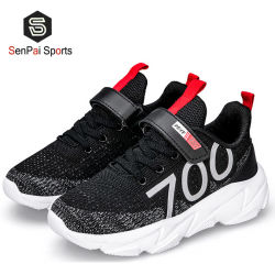 202new het Schoeisel van de Manier van de Jongen van de Loopschoenen van de Sporten van de Vrije tijd van het comfort