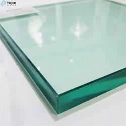 Guangzhou mischte dekoratives Glas des Behälter-freier Glas-/Gleitbetrieb (W-TP)