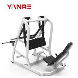 Nouveau design de gros de l'exercice entraîneur fonctionnel de la machine de l'équipement de Fitness Gymnase commerciales chargé de la plaque presse jambes ISO-latérale
