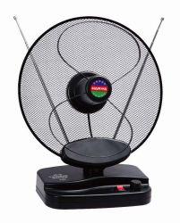 hohe Gewinn 45-860MHz UHF/VHF Innen-Fernsehapparat-Antenne für alle Kanäle