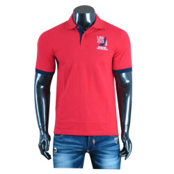 Custom/Vêtements personnalisés Plain/vide/impression/de bande imprimée/broderie/vêtement Vêtements de coton/polyester Pique/Jersey Dress Man/Polo de golf pour hommes