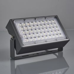 Starriness Farol LED Iluminación LED de inundación de la viga de 60 grados Buen Precio IP66 50W de aluminio de fundición