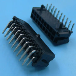 Placa elétrica pequena SMD 43045-1800 ao conector da placa de ângulo direito