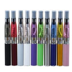 Аккумулятор E сигарет с помощью зарядного устройства USB КБР 510 Thread подъемом ЭГО CE4 Комплект Vape