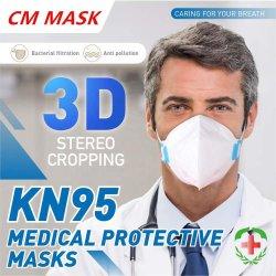 Usine TUV FFP2 5 couches de protection jetables KN95 masque facial