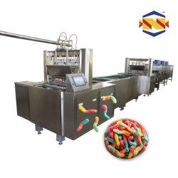 Vollautomatische Kleine Produktion Soft Candy Maschine