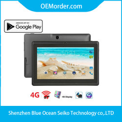 "Hot economici 7"" Tablet PC Android 4.4 All Winner A33 WIFI Dual Camera da 512 MB-8 GB Tablet Q8 Q88 da 7"" wireless Tablet PC Quad Core"