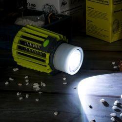À prova de 3 em 1 Lanterna Camping LED da lâmpada de armadilha de Mosquito Mosquito inalado Killer Arvorando Killer carregador USB