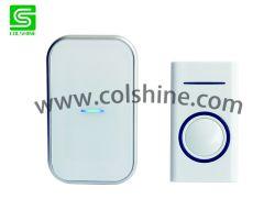 AC/Digital de acrílico Timbre inalámbrico portátil con Bluetooth