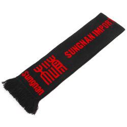 Tecidos personalizados no Clube de Futebol de franja lenço de eventos