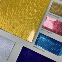車のマットのカー・シートのための高品質の方法デザインPVC革材料は車の家具製造販売業をカバーする