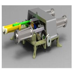 CNC van het Metaal van pvc de Witte Grijze Plastic Metalprototype CNC van de douane Snelle Prototyping Productie van het Prototype