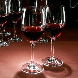 Crystal cálice de vinho tinto copo de champanhe de vidro Casa Champanhe Criativo High-End europeu de vidro para Caixa de oferta