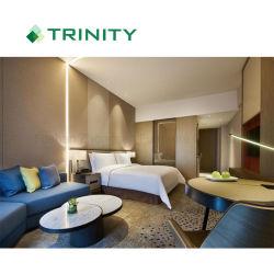 صنع وفقا لطلب الزّبون 5 نجم [هيلتون] فندق غرفة نوم ثبت أثاث لازم مع تصميم حديث