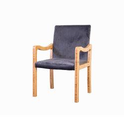 Moderna sala de jantar Designer de Mobiliário de bambu Cadeira de jantar