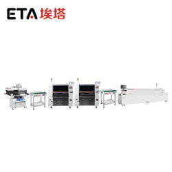 Linea di produzione automatica completa per la macchina del LED TV SMD